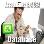 Accountants CPA Database USA