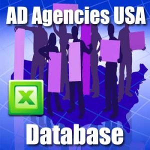 advertising agency database usa