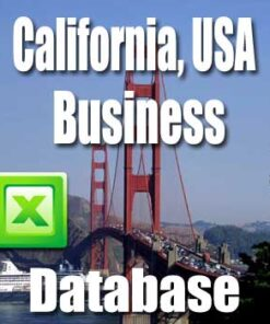 California Business Database