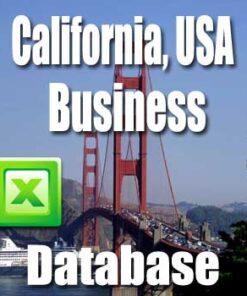 California Business Database