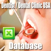 Dentists Database / Dental Clinics Directory Email Lists