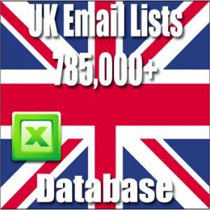 uk business database email list