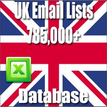 uk business database email list