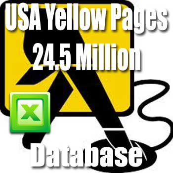 USA Yellow Pages Database
